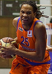 25. Monique Currie (Municipal Targoviste)